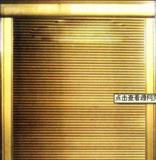 电泳铝合金卷帘门